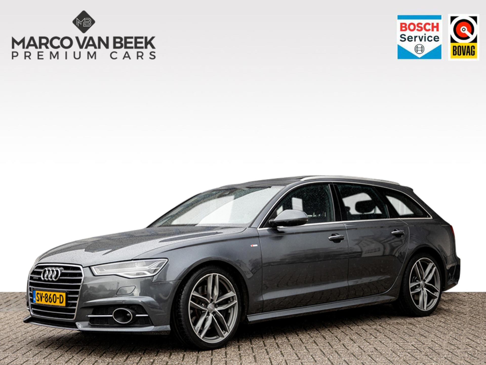 Audi A6 Avant 3.0 tdi bit quattro facelift pano leer verkocht