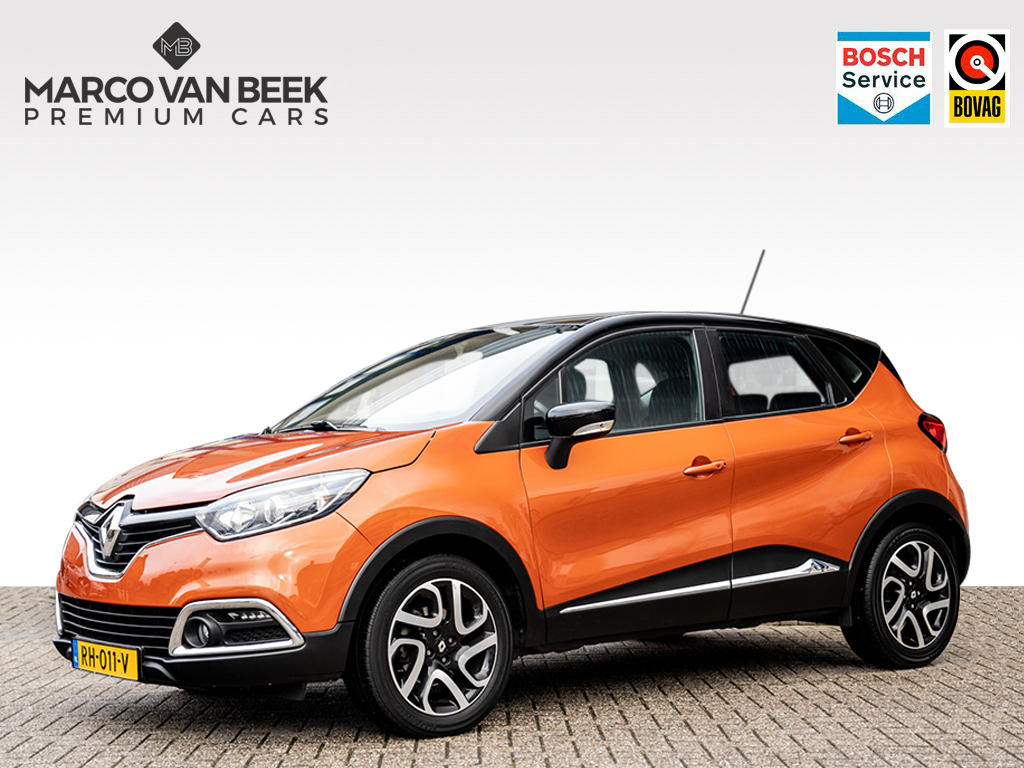 Renault Captur 1.2 tce expression aut. stoelverwarming parkeersensoren