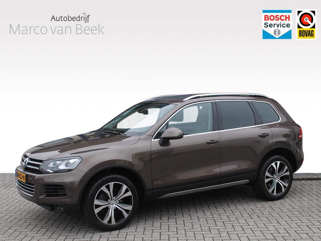 Volkswagen Touareg 4.2 v8 tdi aut. acc pano trekhaak keyless