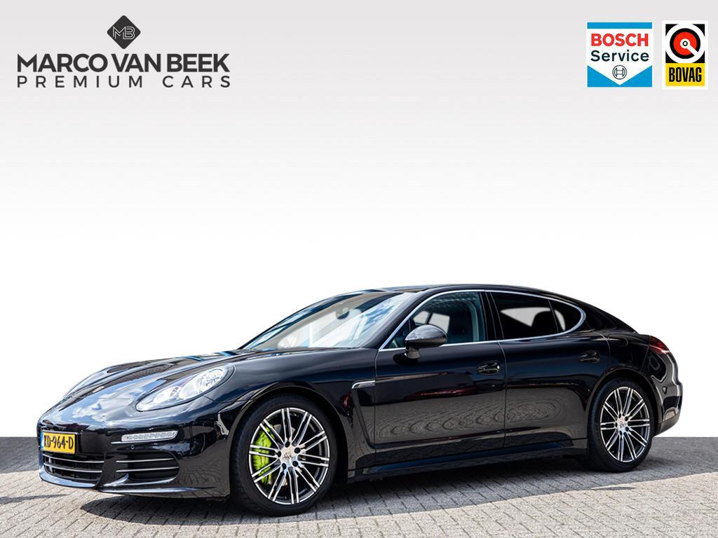 Porsche Panamera 3.0 s e-hybrid 14% bijtelling btw navi luchtvering 20 inch bose memory led elektrische klep