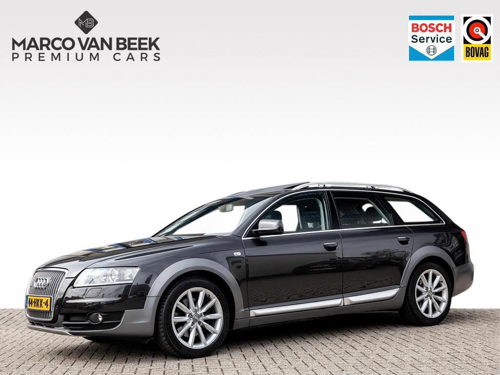 Audi A6 allroad 2.7 tdi pro line aut. quattro navi schuifdak leer trekhaak