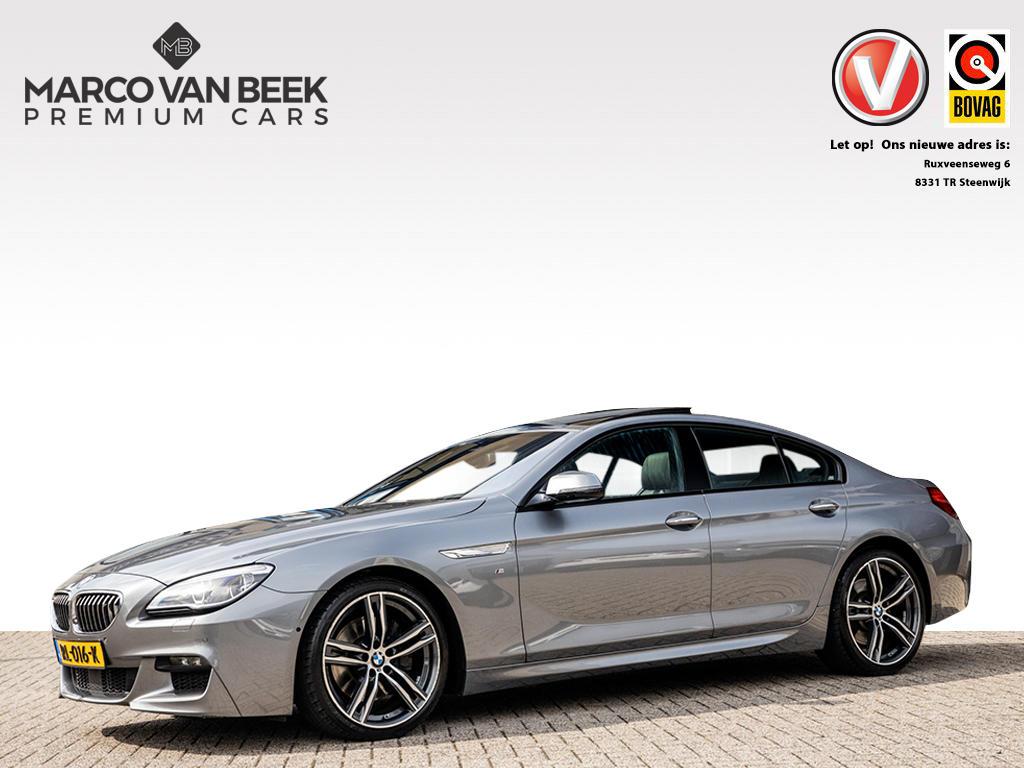 Bmw 6 serie Gran coupé 640xd m-pakket driving assistant plus dak nw.pr. € 144.002