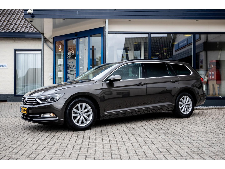 Volkswagen Passat Variant 2.0 tdi highline 150 pk navi trekhaak acc