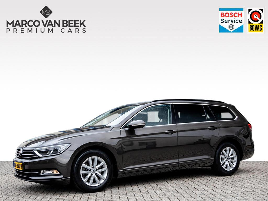 Volkswagen Passat Variant 2.0 tdi highline 150 pk navi trekhaak acc verkocht