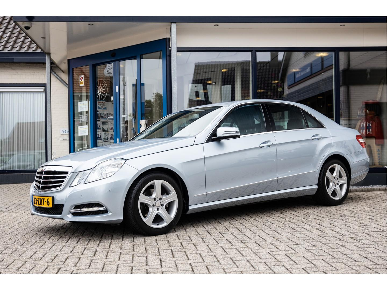 Mercedes-benz E-klasse E 200 cgi aut. avantgarde navi trekhaak