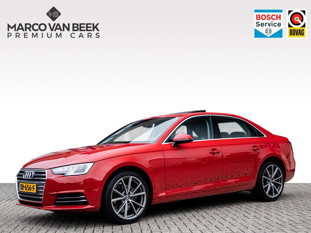Audi A4 1.4 tfsi sport aut. keyless go leer pdc