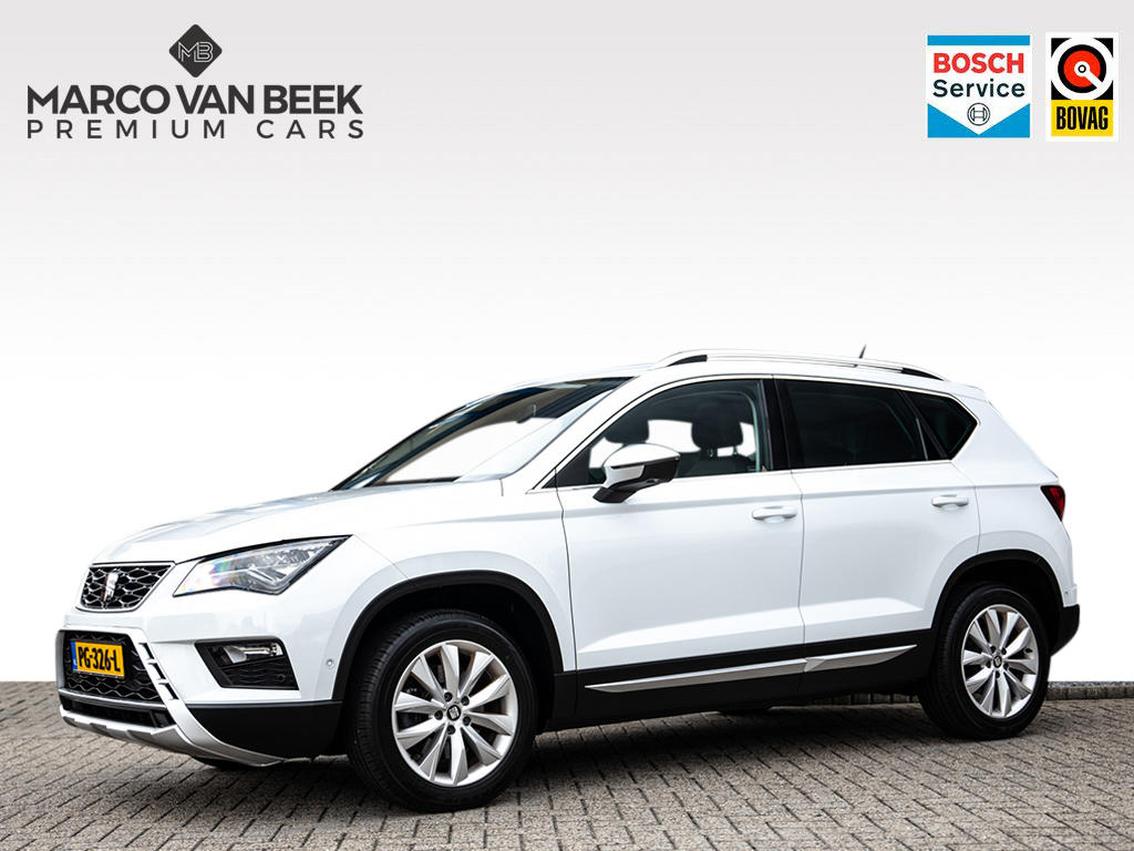Seat Ateca 1.6 tdi limited edition navi pano led camera trekhaak
