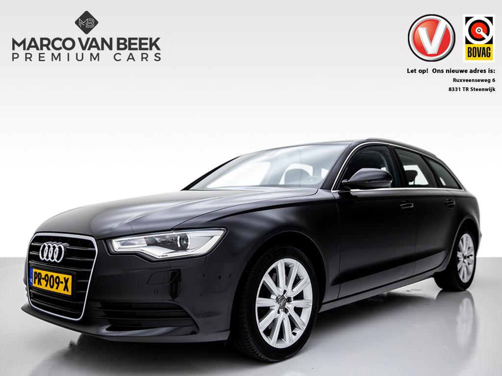 Audi A6 Avant 3.0 tdi aut. navi trekhaak xenon