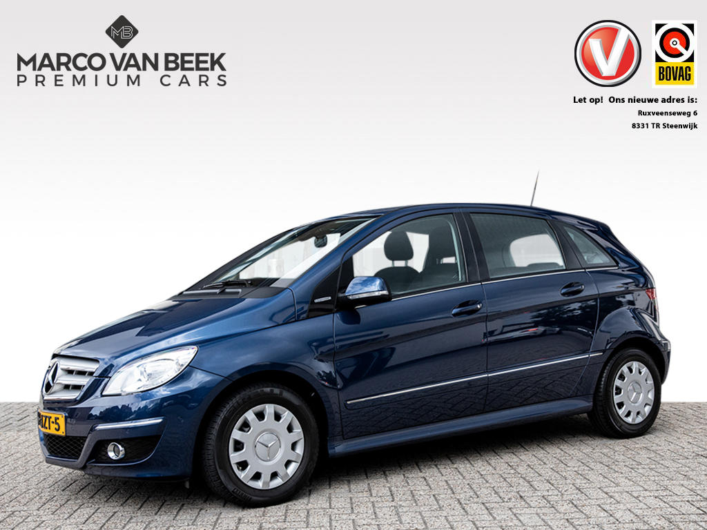 Mercedes-benz B-klasse B 170 blueefficiency comand parkassist trekhaak