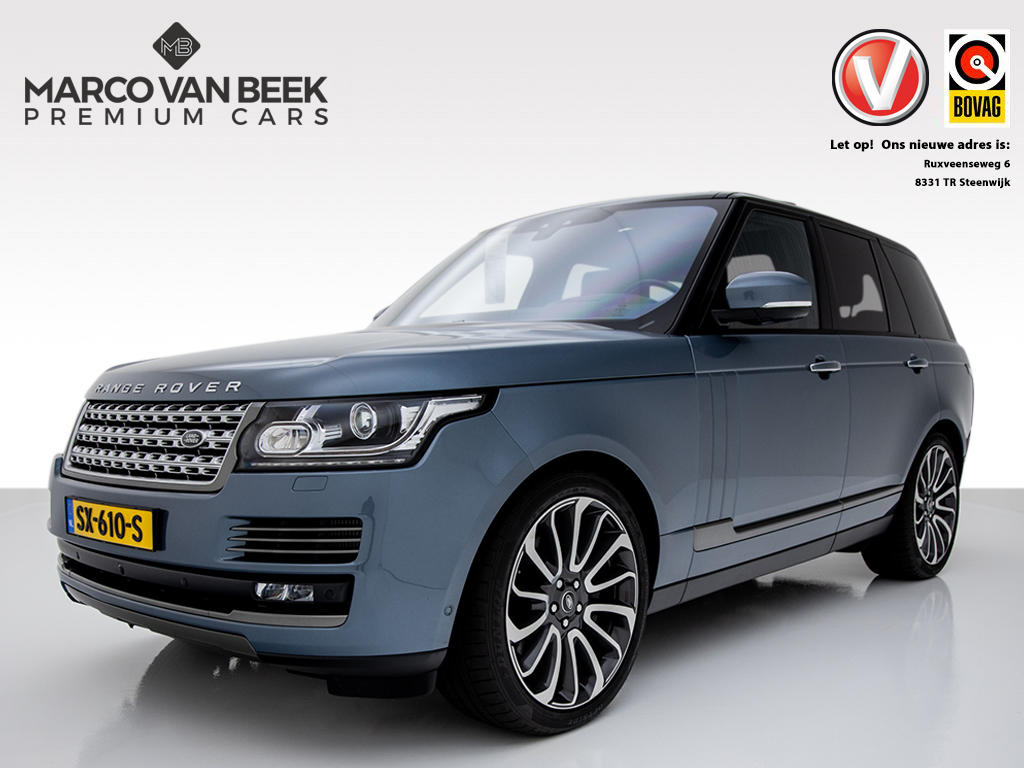 Land rover Range rover 4.4 sdv8 autobiography pano leer trekhaak