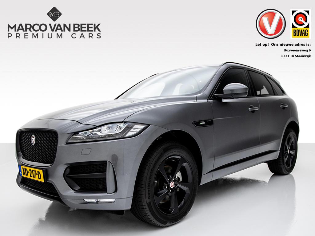 Jaguar F-pace 2.0 portfolio awd 20d aut. navi leer camera nw.pr.€ 85.948