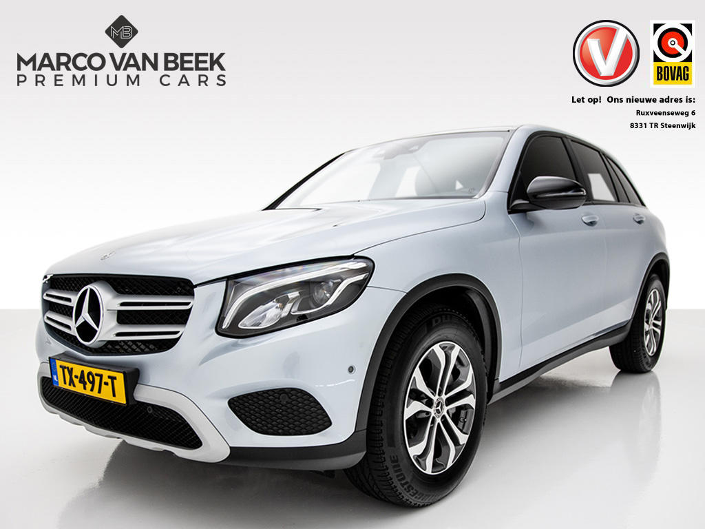 Mercedes-benz Glc-klasse Glc 220 d 4matic aut. navi led camera