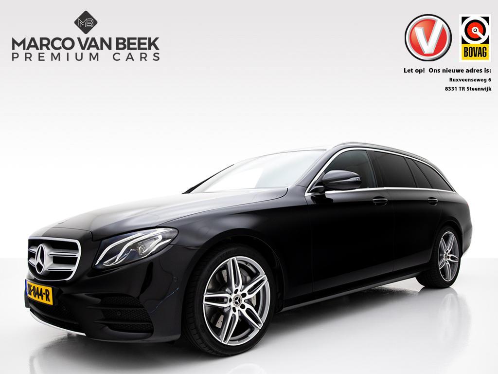 Mercedes-benz E-klasse Estate e 350 d amg line pano navi led nw.pr. € 99.821
