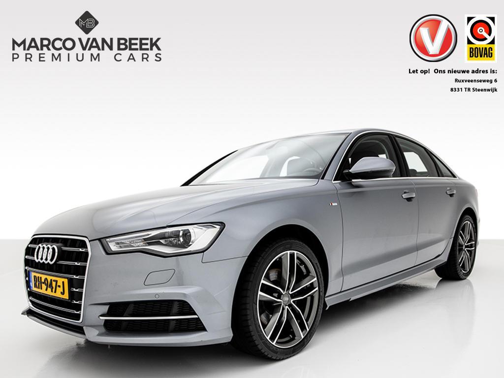 Audi A6 2.0 tdi aut. ultra s line edition navi leer 19 inch 190 pk verkocht