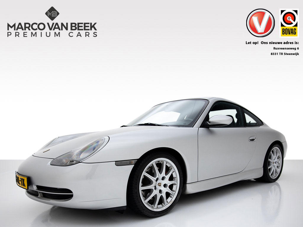Porsche 911 3.4 coupé carrera leer xenon porsche specialist onderhouden