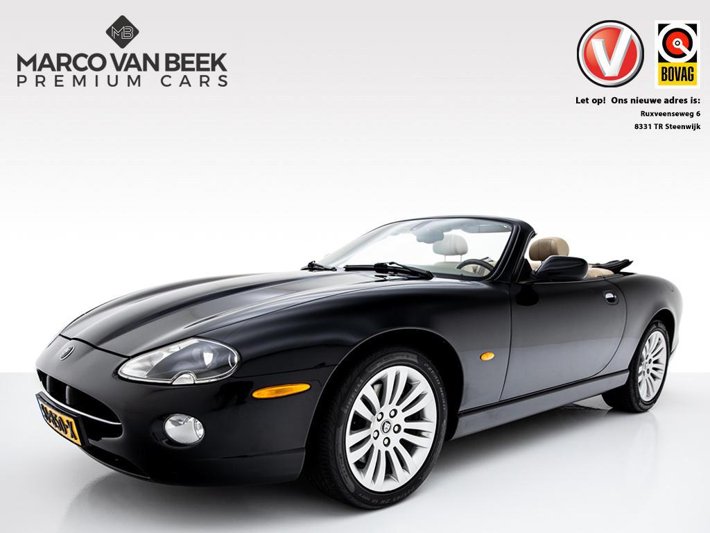 Jaguar Xk8 4.2 v8 convertible aut. memory leer youngtimer btw