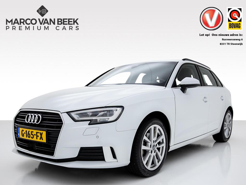 Audi A3 Sportback 30 tdi design pro line plus nw. prijs € 43.876 aut. navi led acc