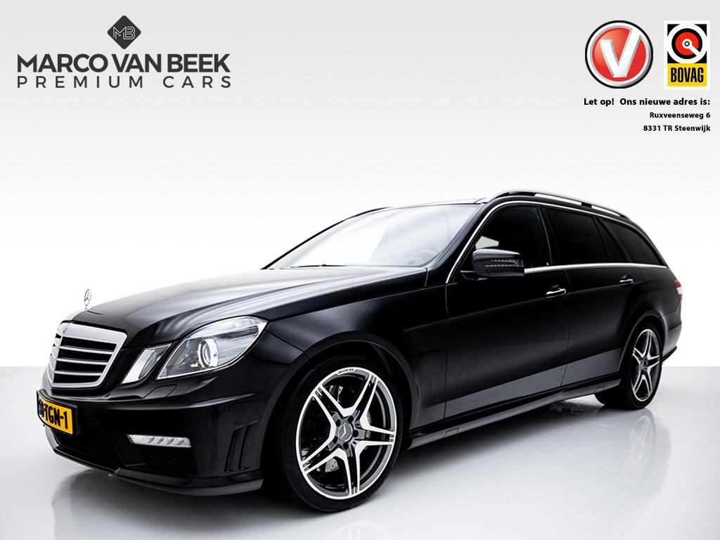 Mercedes-benz E-klasse E 63 amg estate nw. prijs €180.427 amg drivers package pano leer dealer onderhouden