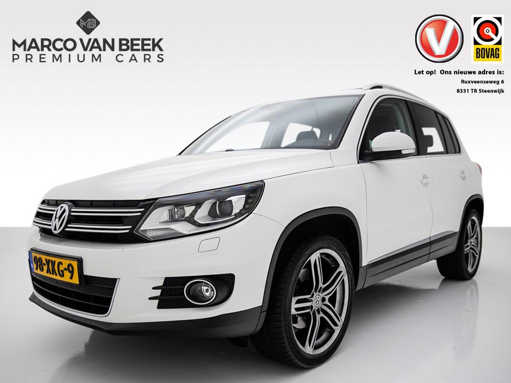 Volkswagen Tiguan 2.0 tdi sport&style 4motion dsg pano navi xenon trekhaak 19 inch
