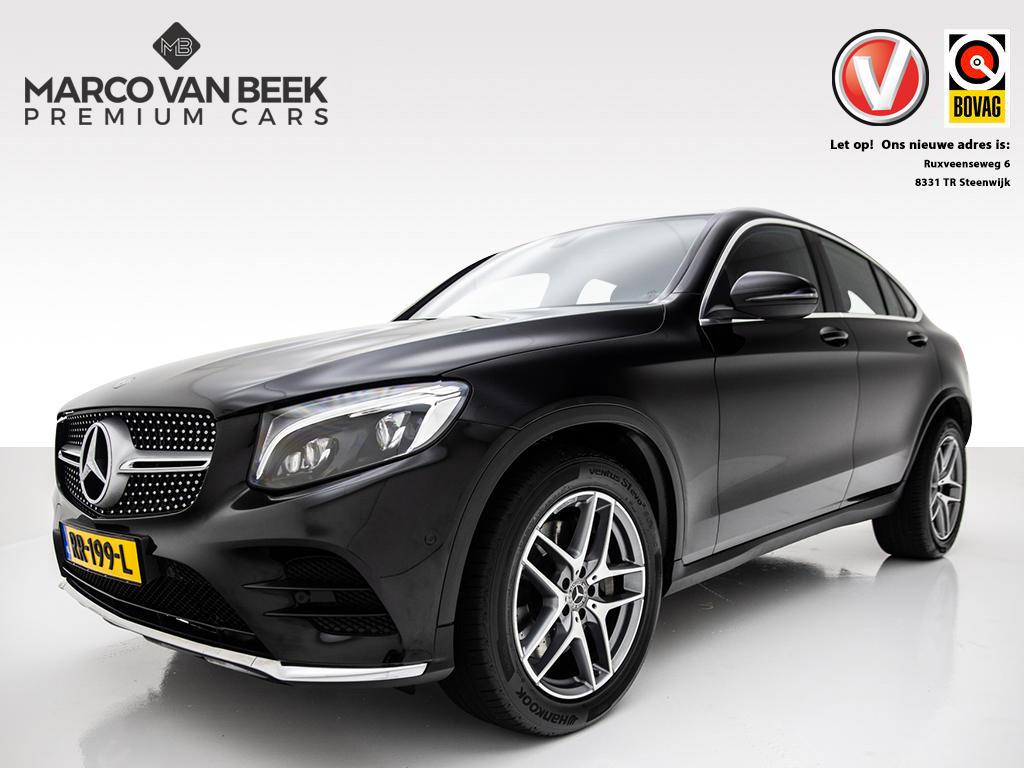Mercedes-benz Glc-klasse coupé 220 d 4matic business solution amg plus upgr. ed. led navi trekhaak 19 inch nw.pr. € 77.212