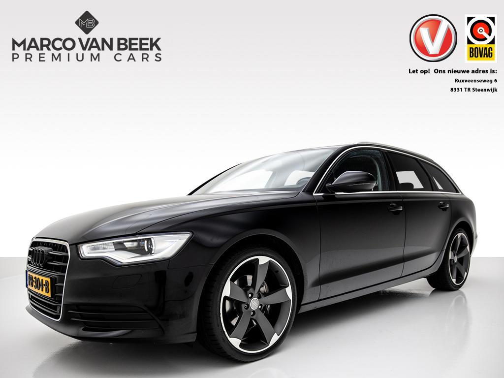 Audi A6 Avant 3.0 tdi quattro sport edition xenon, 17 inch, pano, navi nw.pr. € 84.724