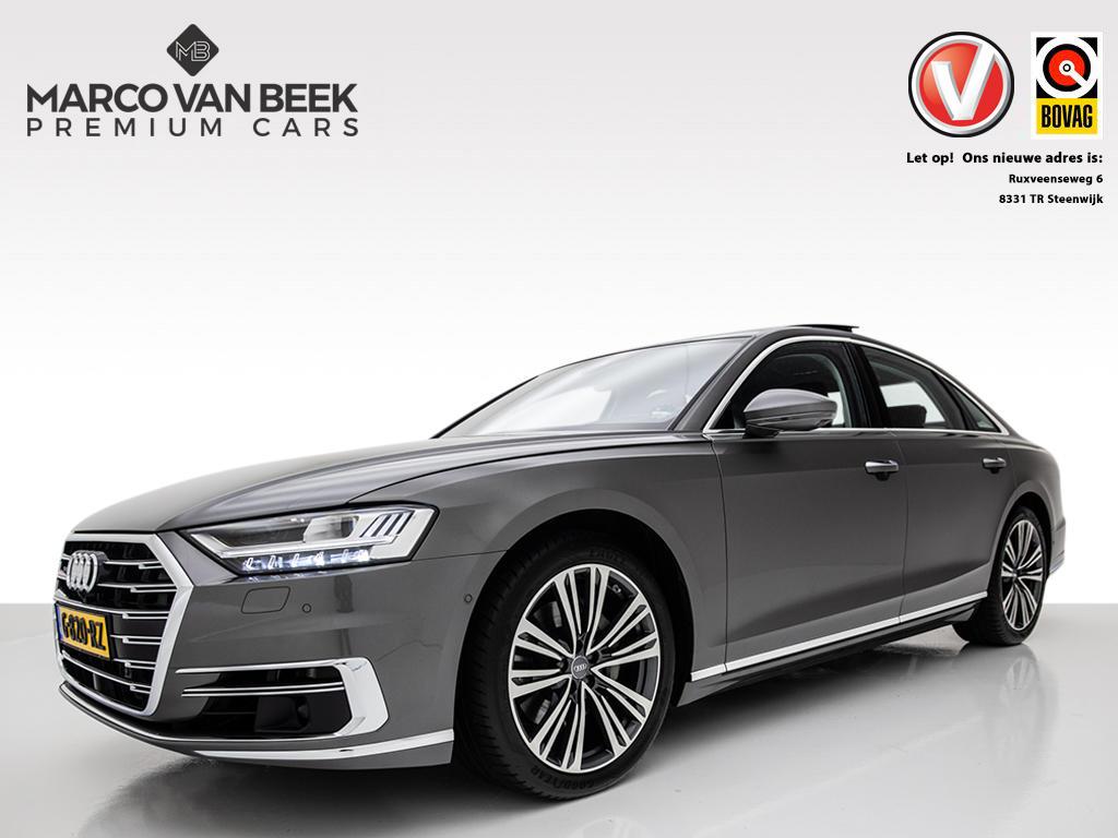Audi A8 50 tdi quattro pro line plus nw. pr. € 157.030 led pano comfort+massage 20 inch