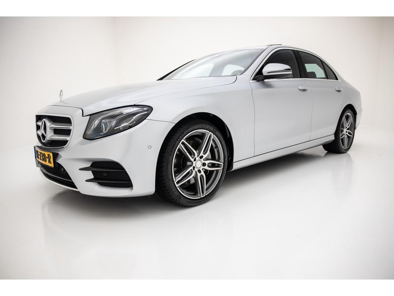 Mercedes-benz E-klasse E 220 d aut. nw.prijs €65.745  amg led schuifdak trekhaak 19 inch