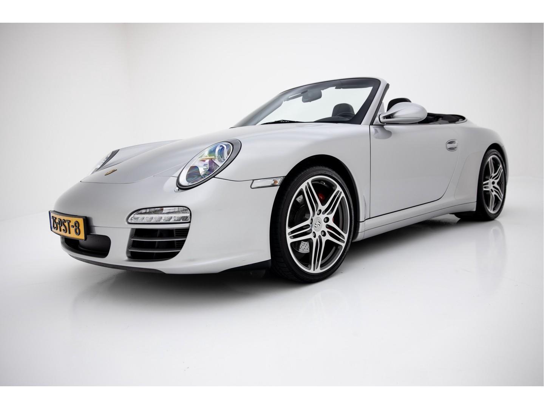 Porsche 911 Cabrio 3.8 carrera 4s nw. prijs € 162.541 memory pdk bi-xenon sportstoelen