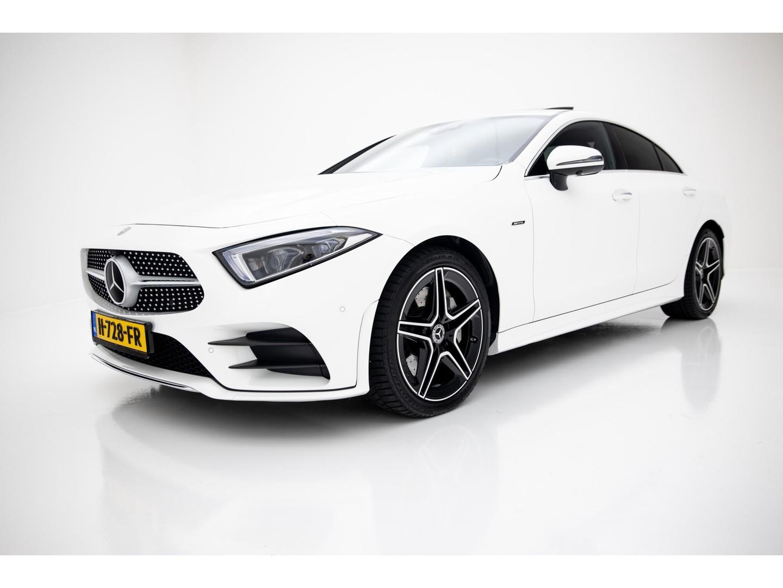 Mercedes-benz Cls-klasse 400 d 4matic premium plus amg nw. prijs € 120.753 burmester memory widescreen distronic+