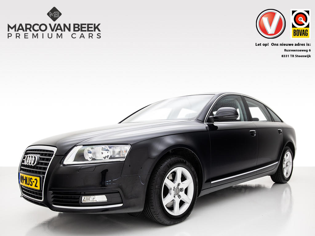 Audi A6 2.0 tdi business edition trekhaak full-map navigatie airco