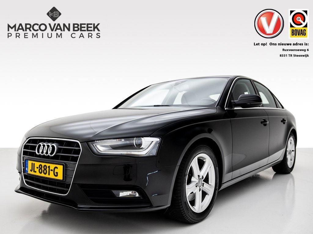 Audi A4 2.0 tdi sport edition nw. prijs € 47.806 navi lane assist cruise climate