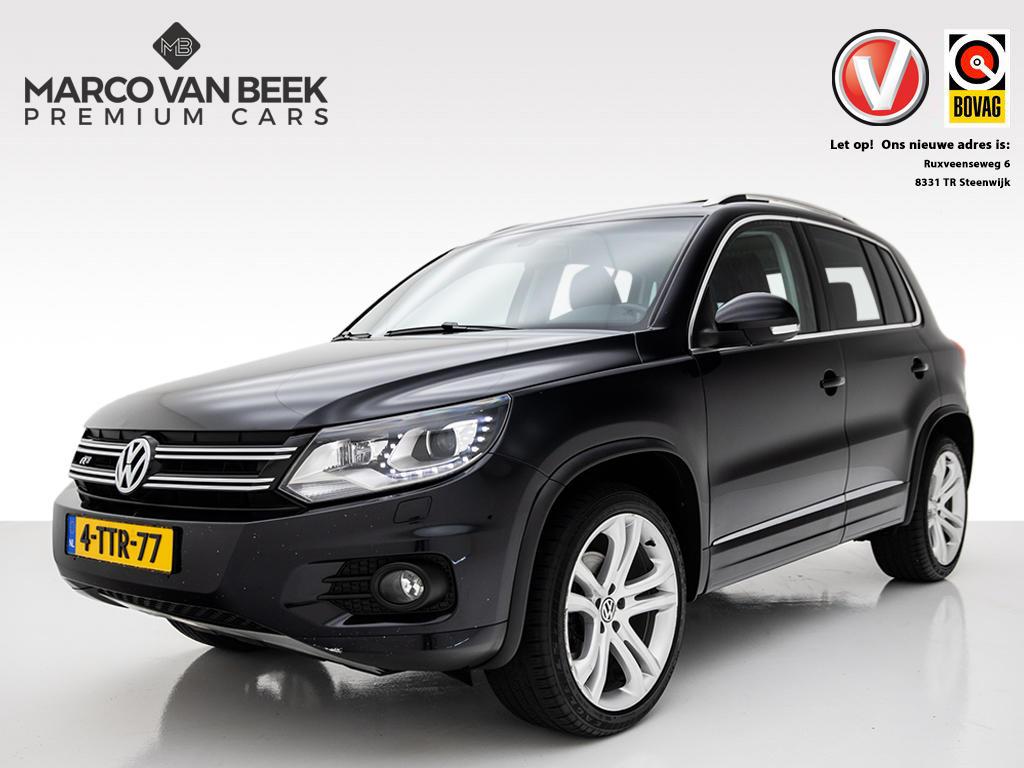 Volkswagen Tiguan 2.0 tsi sport&style nw. prijs € 55.102 pano cruise climate