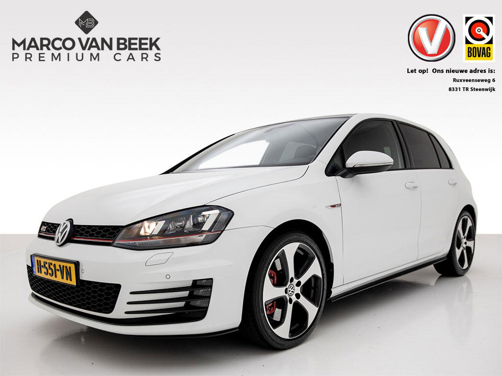 Volkswagen Golf 2.0 tsi gti performance nw. prijs € 44.635 navi discover cruise climate