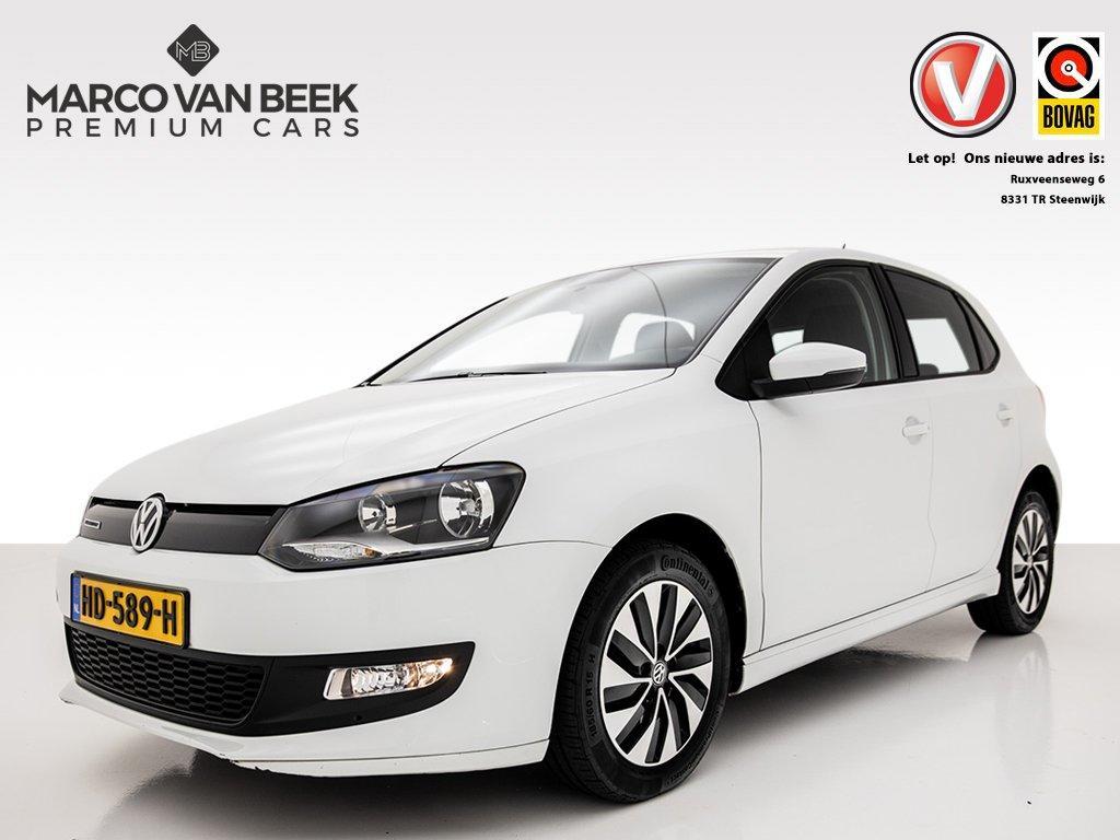 "Volkswagen Polo 1.0 edition nw. prijs €17.935 full-map navi apple carplay cruise airco ""15"