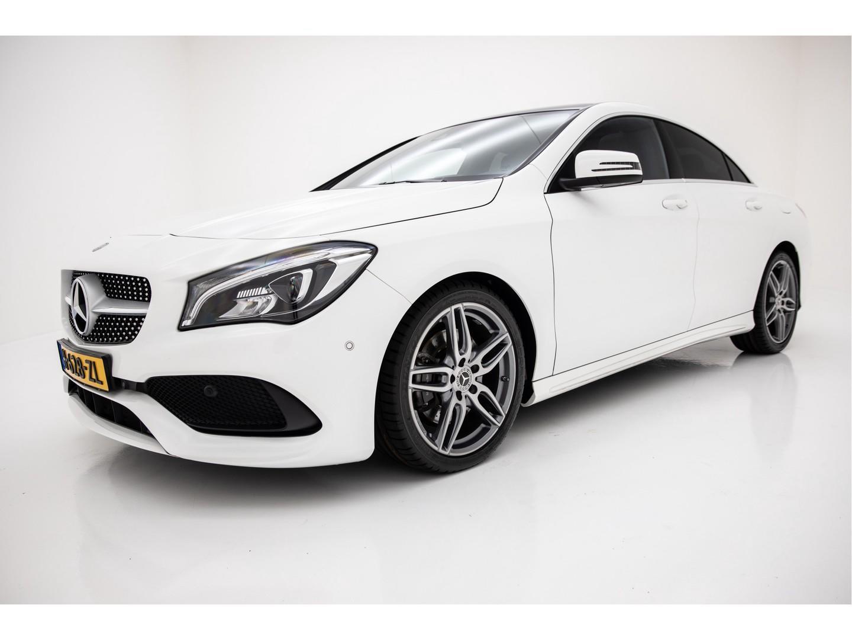Mercedes-benz Cla-klasse 220 4matic amg nw. prijs €61.190 pano grt. navi soundbox