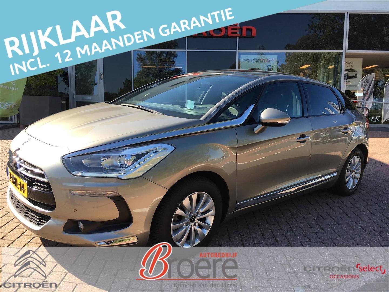 Citroën Ds5 1.6 bluehdi 120 business exe navi