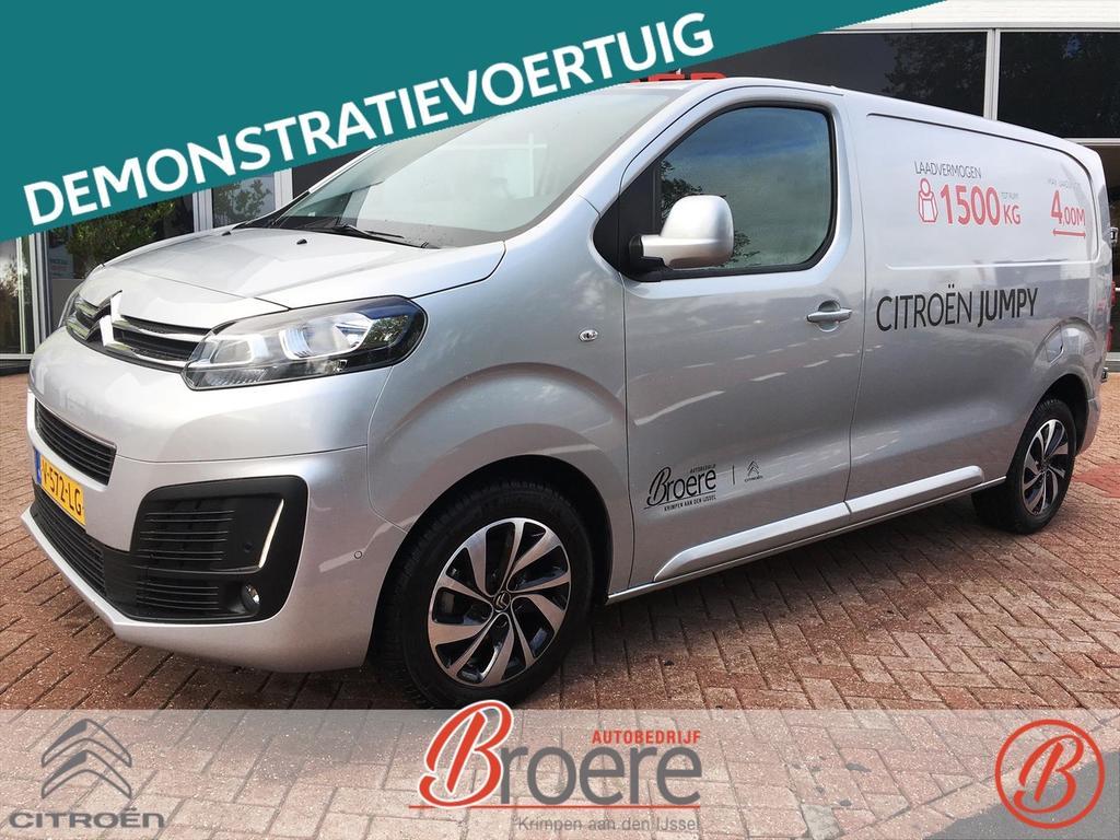 Citroën Jumpy M bluehdi 120pk 3-zits business