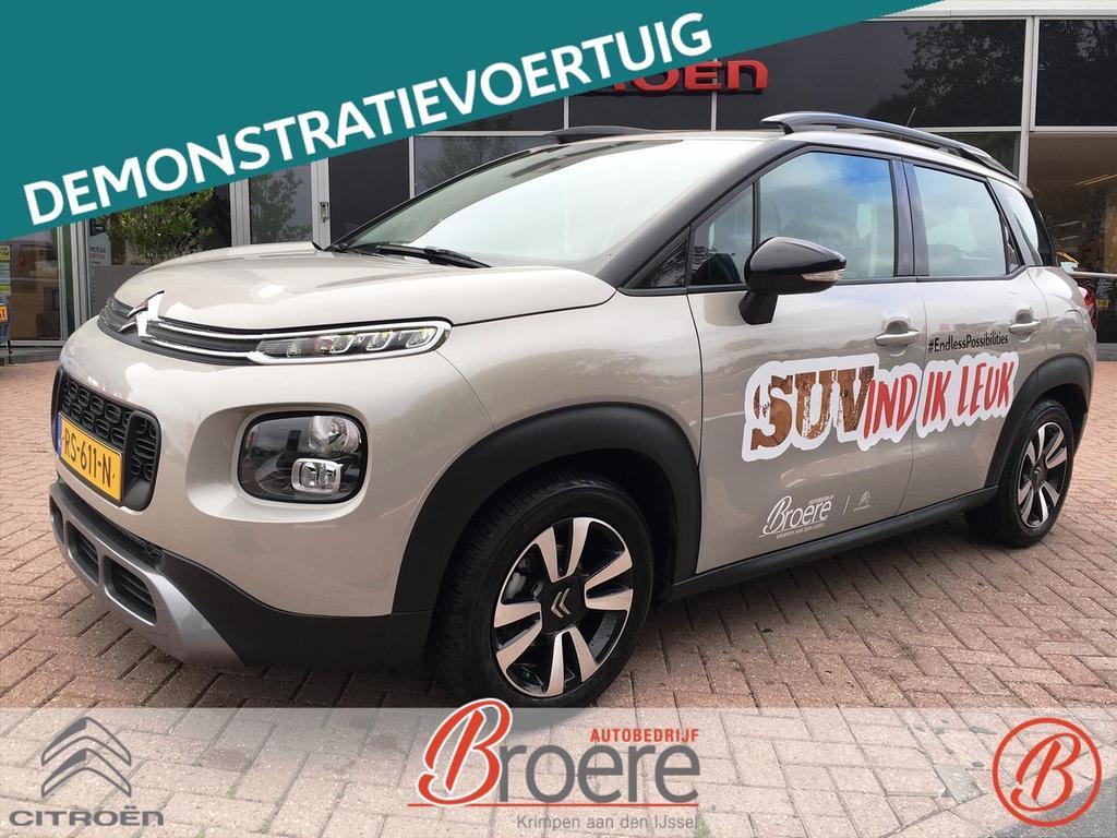 Citroën C3 aircross 1.2 puretech 82pk feel