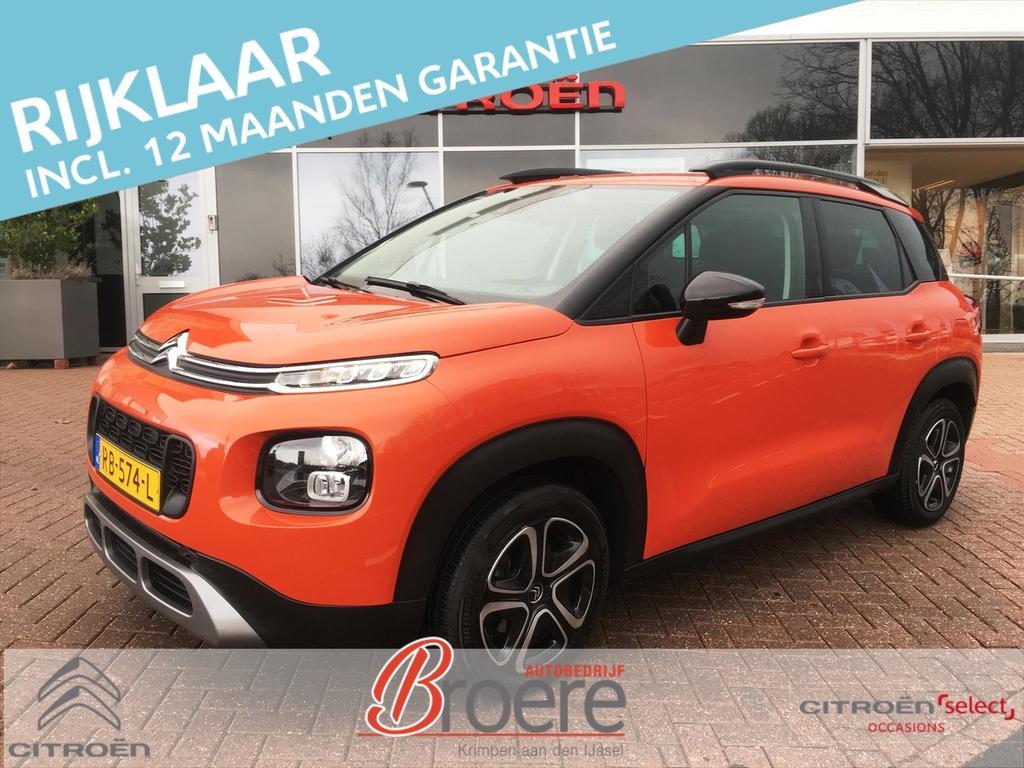 Citroën C3 aircross 1.2 pt 110pk feel pdc clima