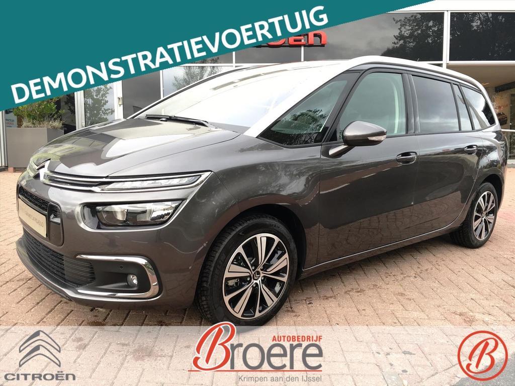 Citroën Grand c4 picasso 1.2 puretech 130pk s&s feel