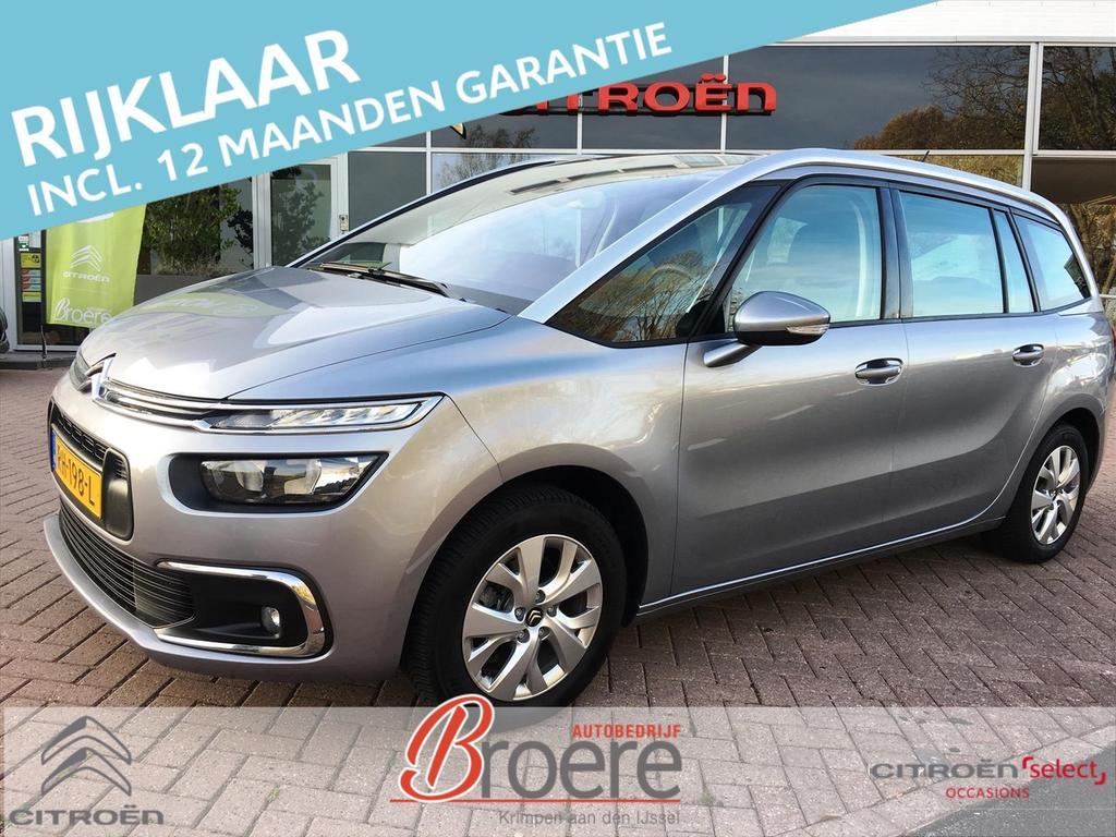 Citroën Grand c4 picasso Pt 130pk s&s business 7-zits navi