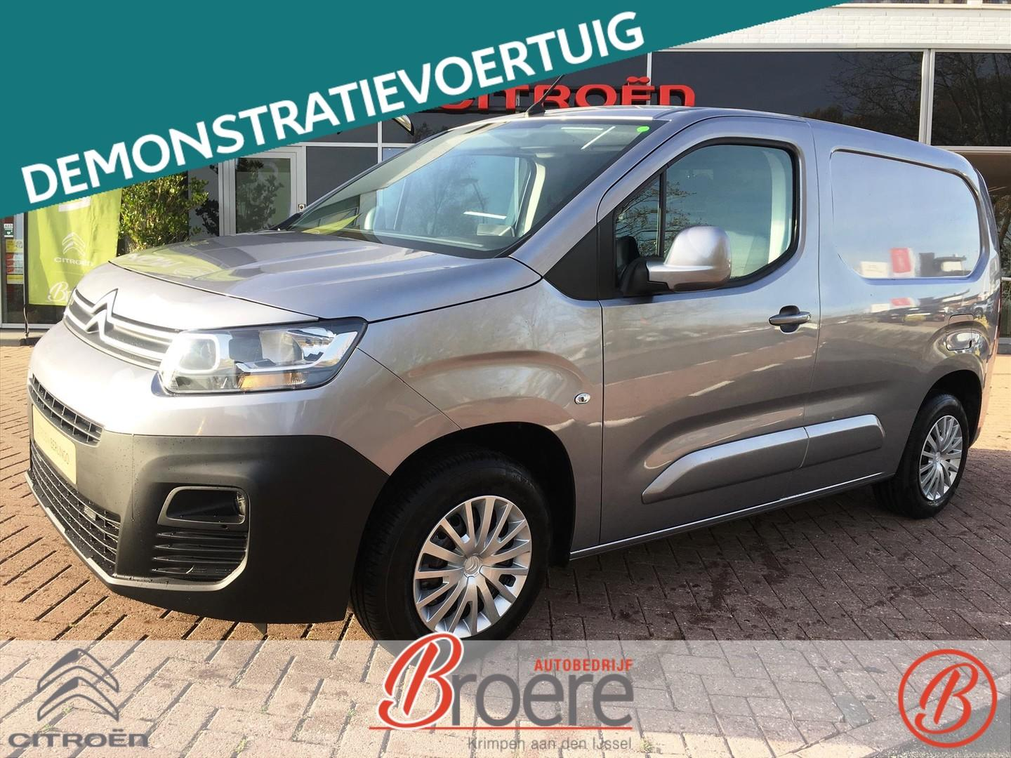 Citroën Berlingo Van club bluehdi 75
