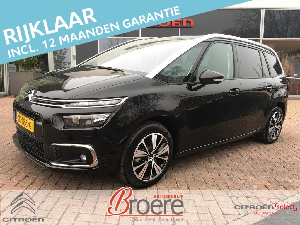 Citroën Grand c4 picasso 1.2 pt 130pk feel navi 7-zits