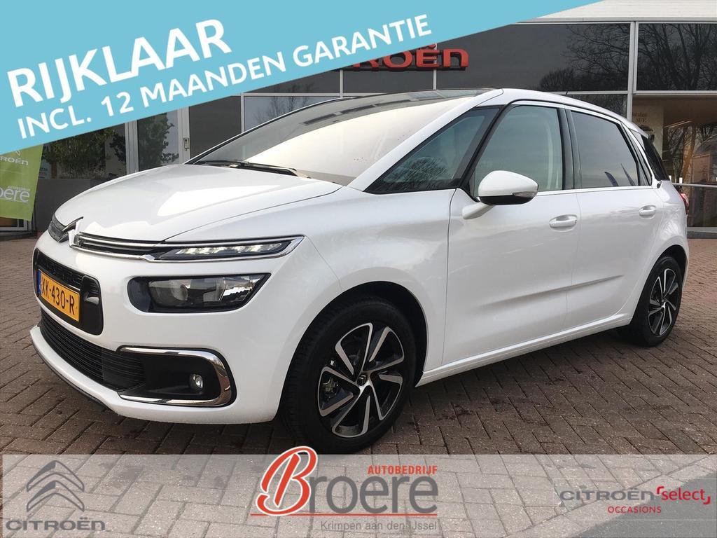 Citroën C4 picasso 1.2 pt 130pk feel panoramadak