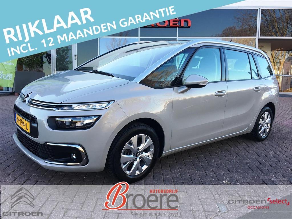 Citroën Grand c4 picasso Pt 130pk business navi lm pdc
