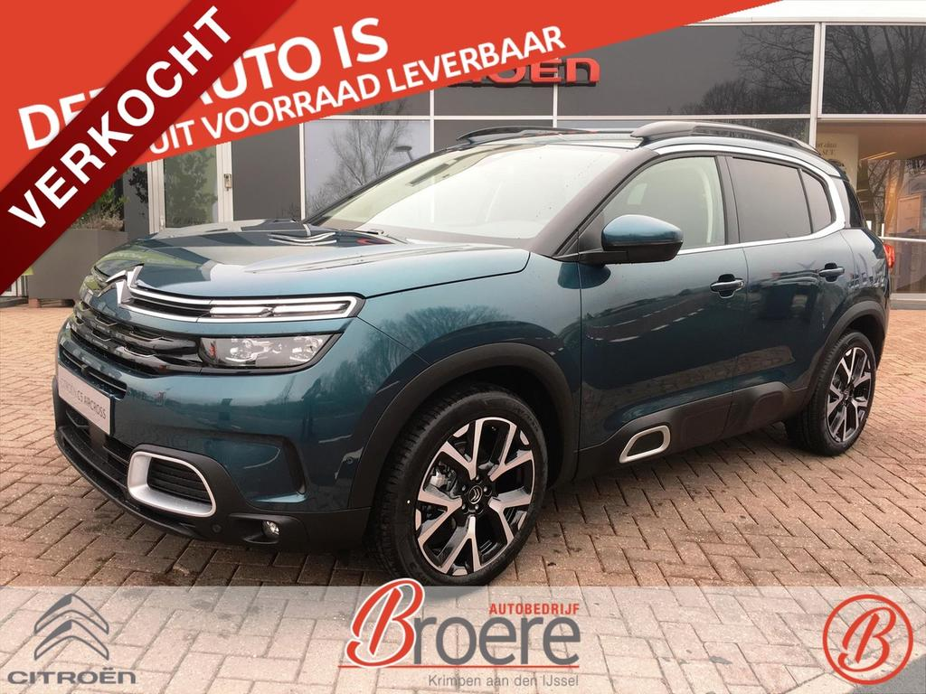 Citroën C5 aircross 1.2 puretech 130pk s&s business plus