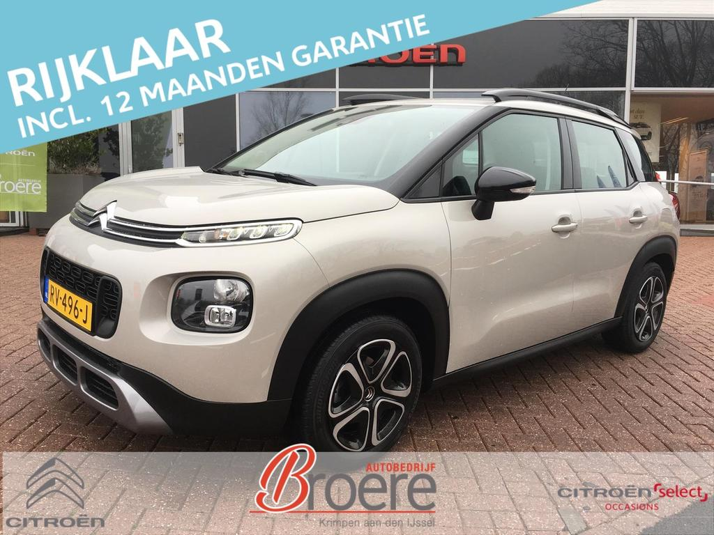Citroën C3 aircross Pt 82pk feel pack relax +safety