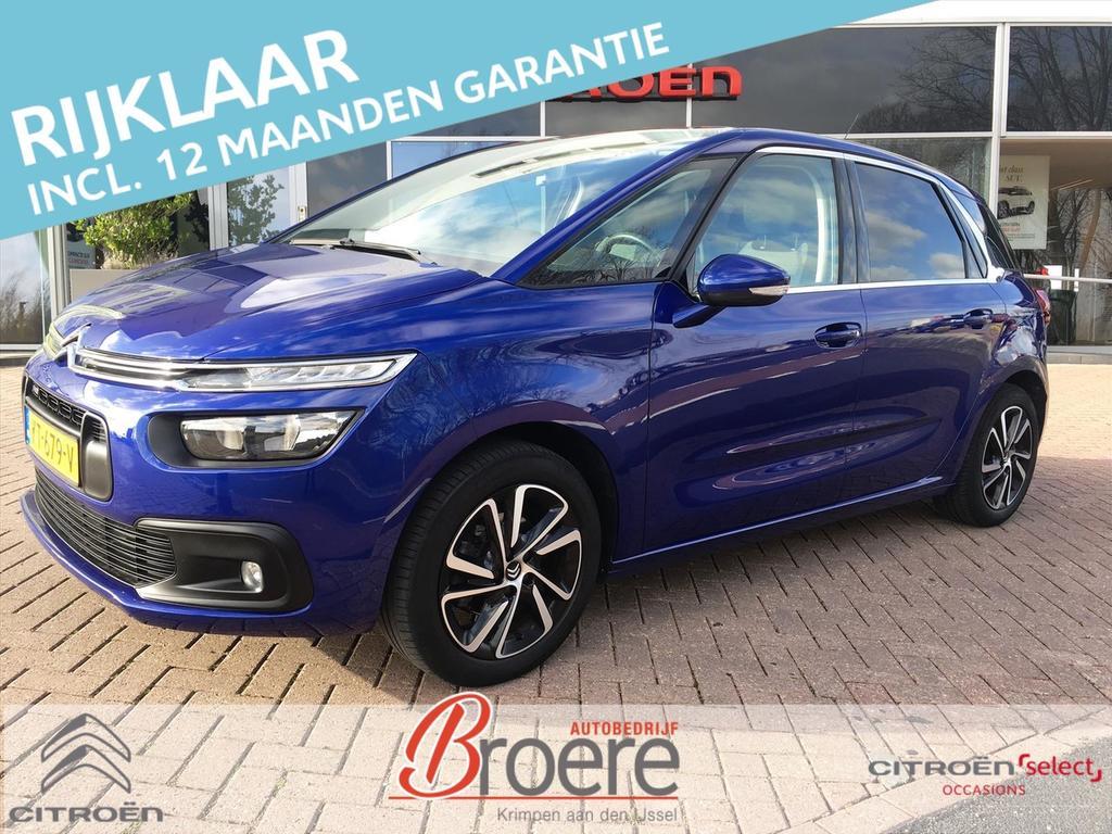 Citroën C4 picasso Pt130pk selection navi lm17inch pdc