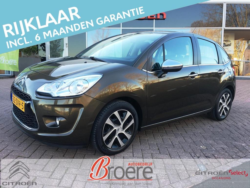 Citroën C3 1.2 vti 82 collection bluetooth clima