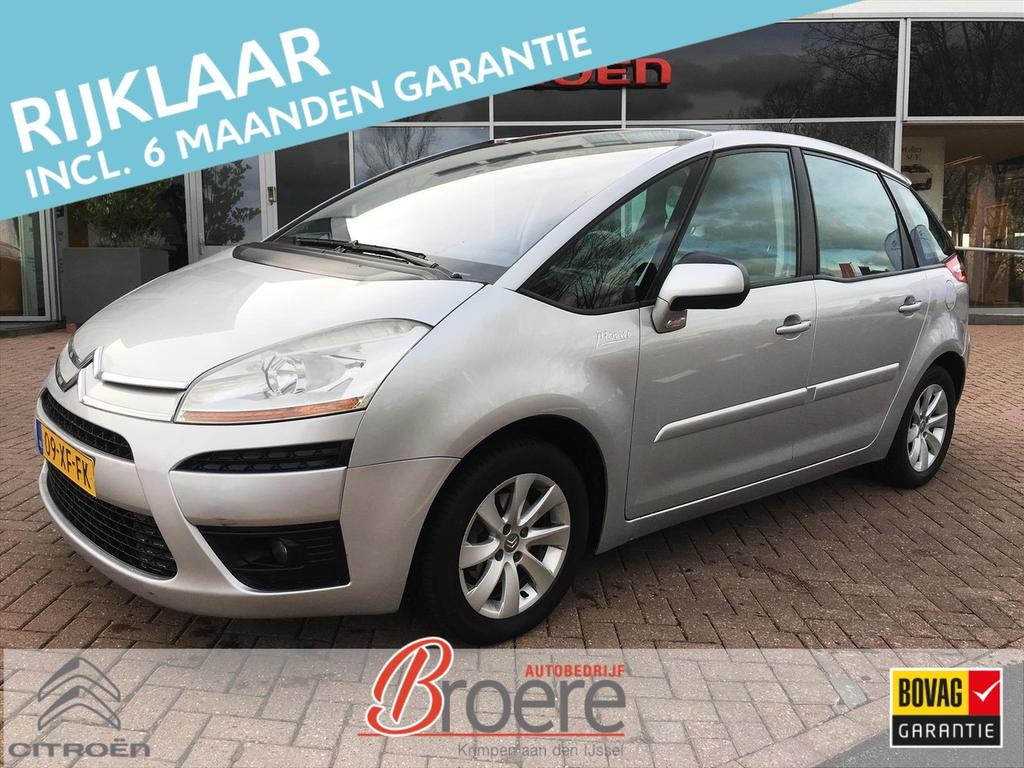Citroën C4 picasso 1.8 16v 5-zits ambiance th pdc